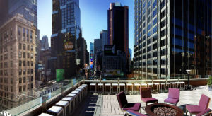 Terrazza Novotel New York