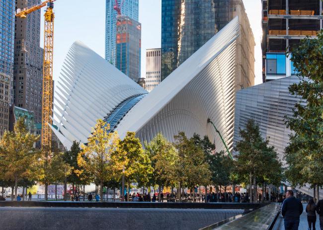 Ocolus, WTC Transportation Hub