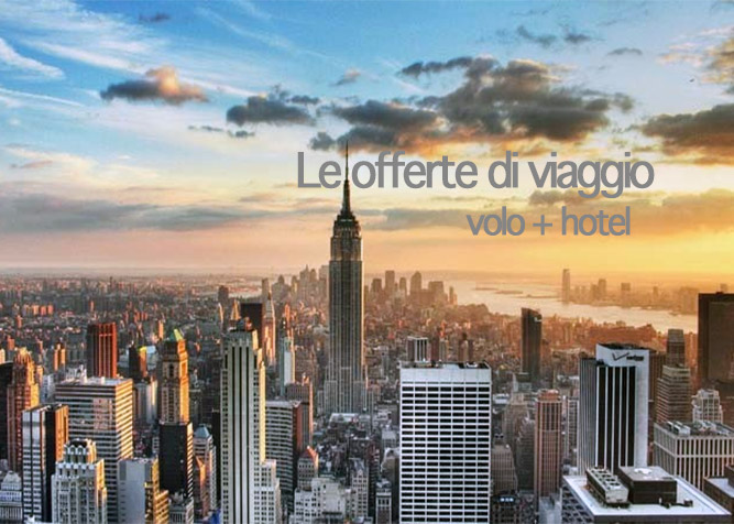 Volo Hotel New York Low Cost