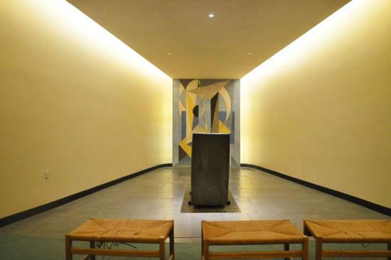 Meditation Room, Palazzo Nazioni Unite