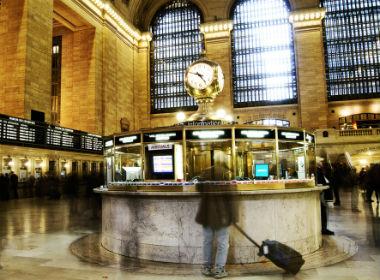 Ufficio informazioni Grand Central Terminal, New York
