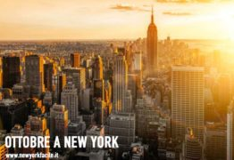 offerte Ottobre a New York