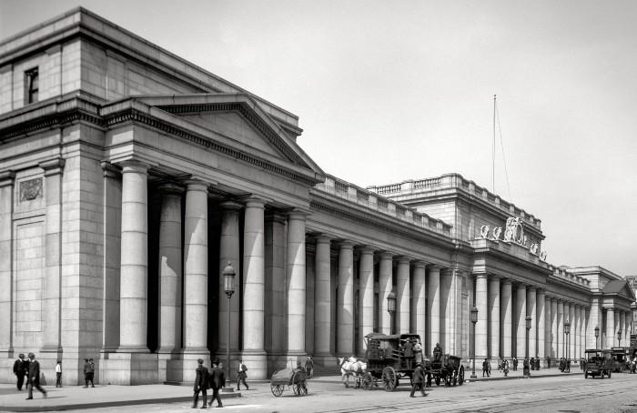 Penn station nel 1910