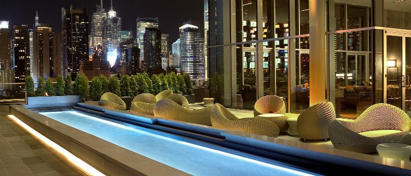 I Migliori Rooftop Bar Di New York I Locali Sui Tetti Di