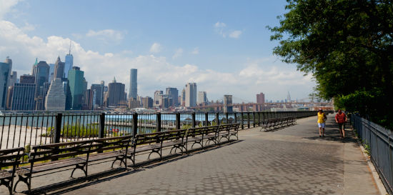 Promenade, Brooklyn Heights