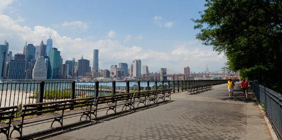 Promenade, Brooklyn Heights
