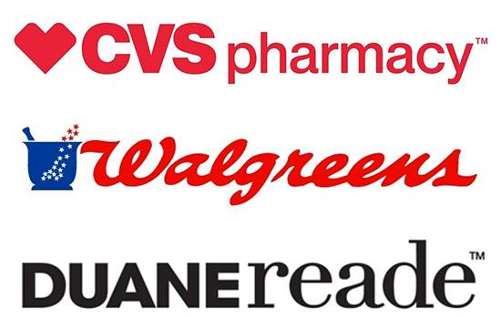 quali farmacie ci sono a new york?