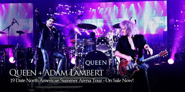 queen adam lambert new york