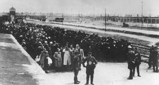 reperti fotografici sull'Olocausto