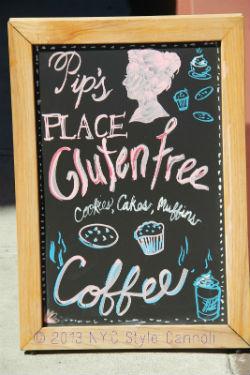Ristorante gluten free per celiaci a New York