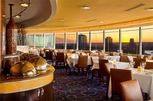 the view ristorante romantico