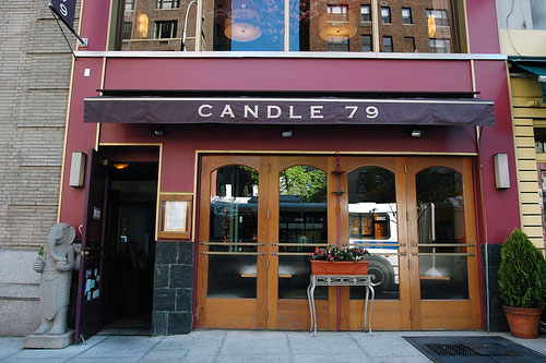 candle 79 vegan restaurant
