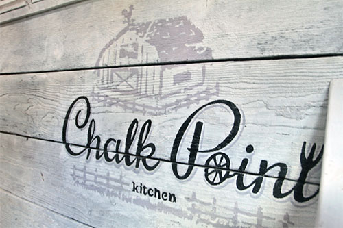 chalk point kitchen