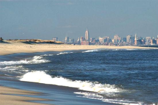 spiaggia di sandy hook