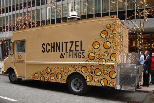 Schnitzel & Things street food austriaco