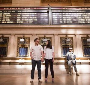 servizio fotografico privato a New York - Grand Central Station