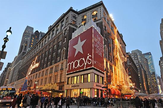 dicembre shopping a new york