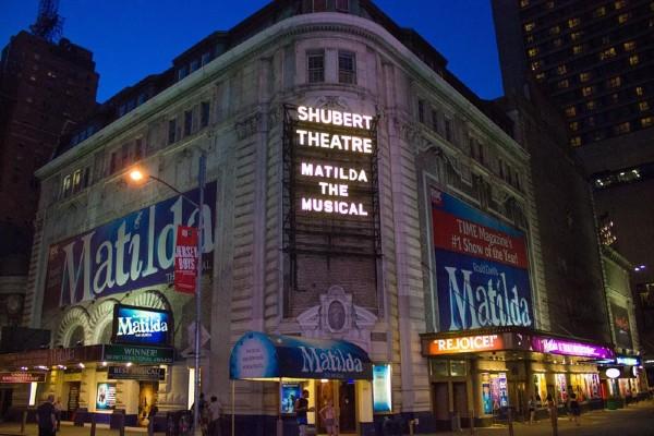 Teatro Shubert di Broadway