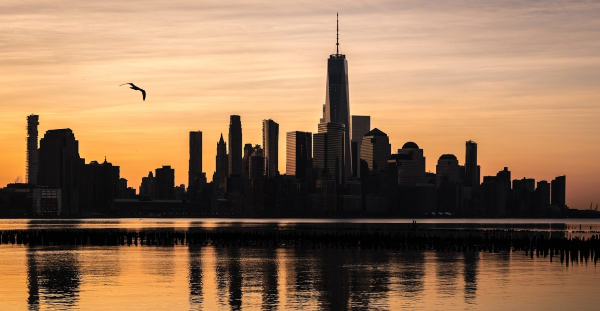Skyline New York Hoboken
