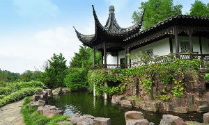 New York Chinese Scholars Garden, Snug Harbor