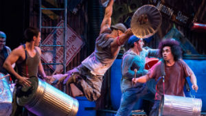 STOMP Off Broadway