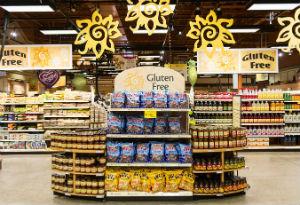 Supermercato gluten free, New York