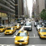 I taxi gialli di New York, i famosi Yellow Cab