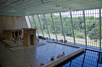 Il museo 'MET' Metropolitan Museum of Art di New York