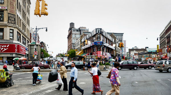 The Hub, Bronx