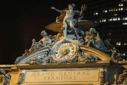 Orologio tiffany, Grand Central Terminal