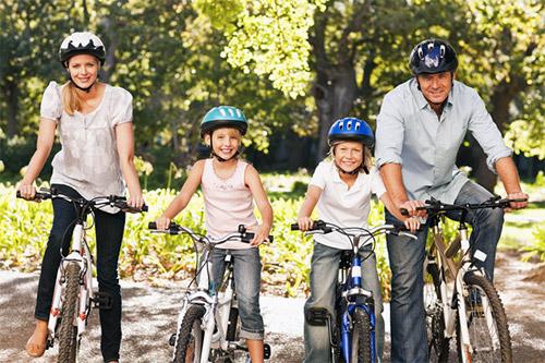 bike tour di central park