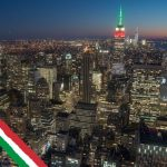 Tour guidato in italiano di New York