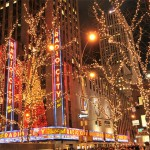 tour luci di natale a New York
