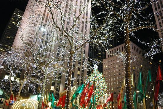 tour di Natale a New York