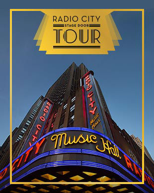 Tour Radio City Music Hall