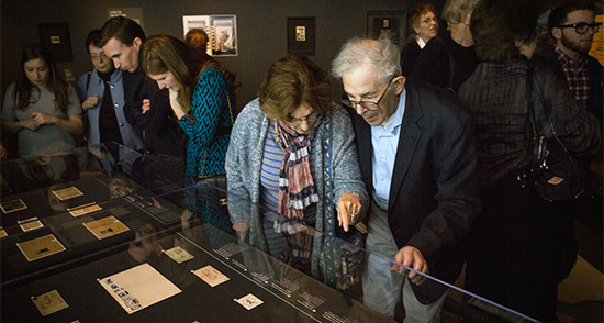 tradizione e cultura ebraica esposta al Jewish Heritage Museum di New York