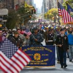 Veterans Day a New York