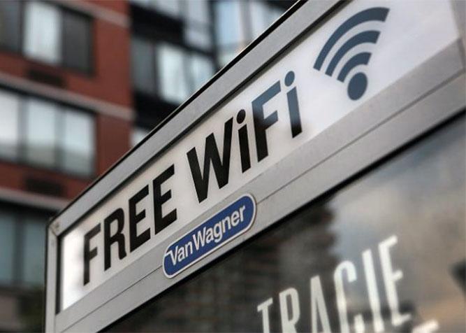 wifi gratis a new york