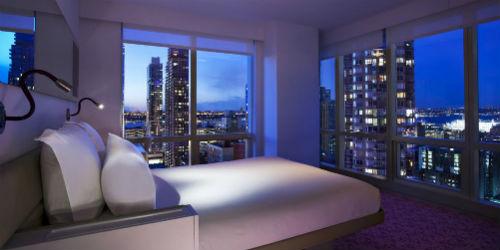 YOTEL, pacchetto volo + hotel New York